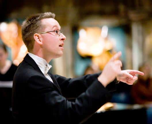 Aric Prentice - Louth Choral Society