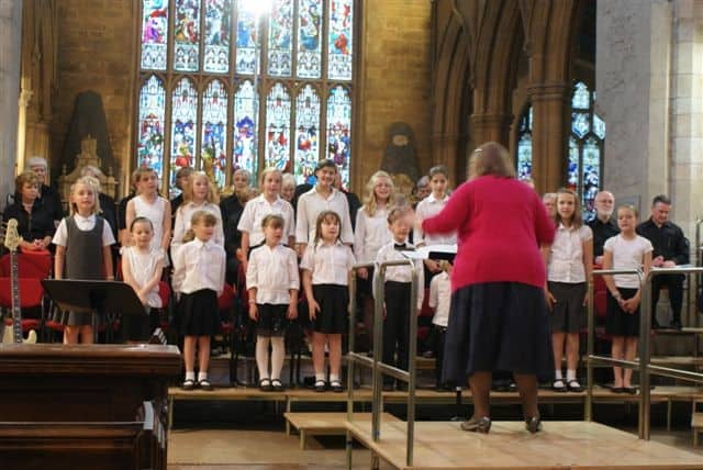 Kate Witney Junior Choir