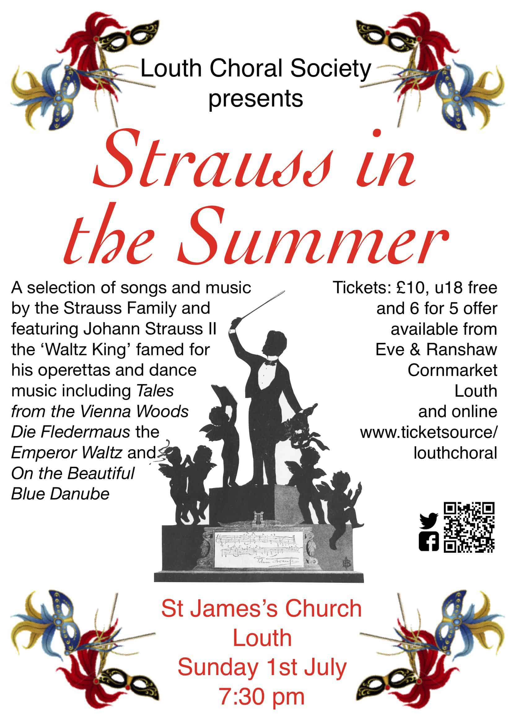 Strauss in the summer