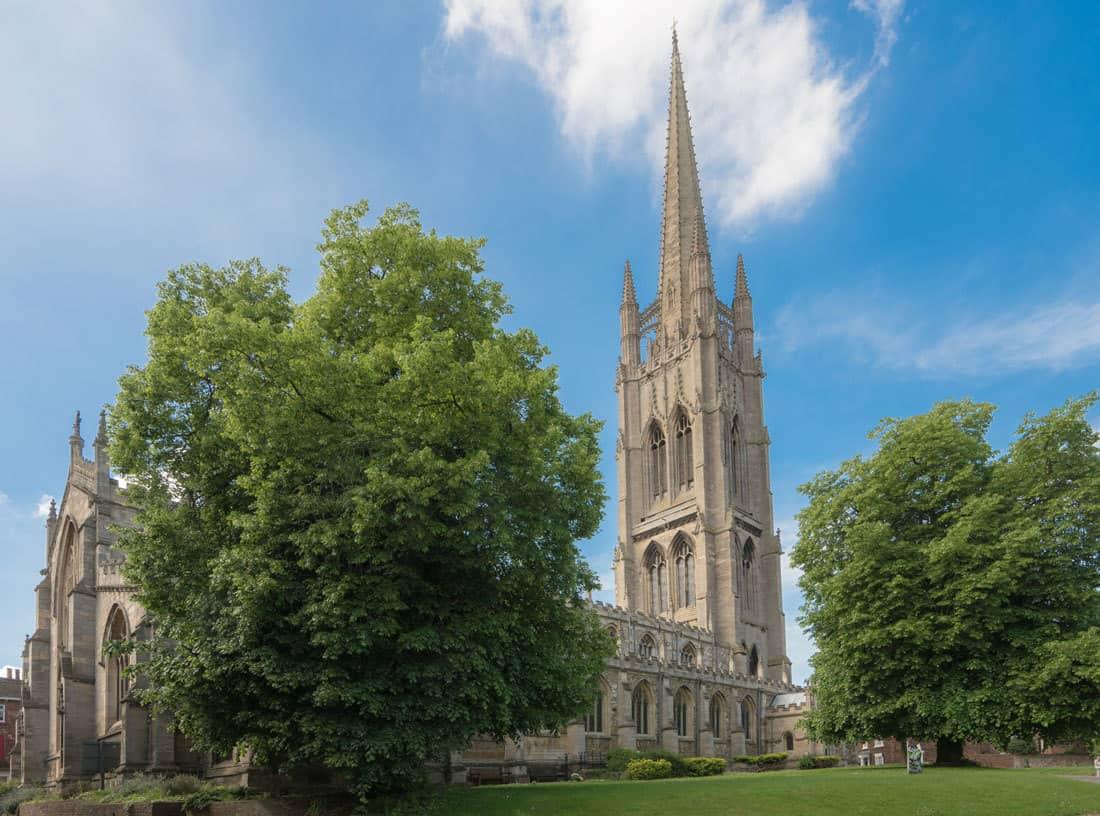 St James courtesy of Alan Robertson 2017